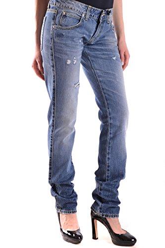 MCBI262027O Jeans ROGER'S Femme Bleu ROY Coton ZOEnWn