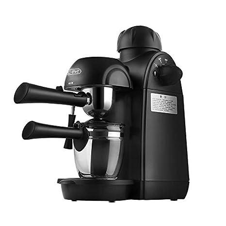L&B-MR Cafetera Espresso, Capacidad 1,1L, Café Molido Y Monodosis ...