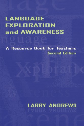 Language Exploration and Awareness: A Resource Book for Teachers