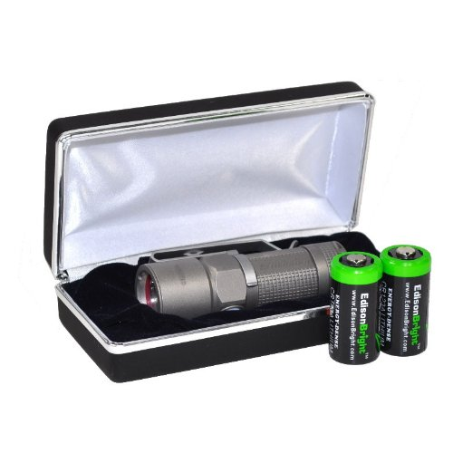 Olight S10 Ti Flashlight EdisonBright batteries product image