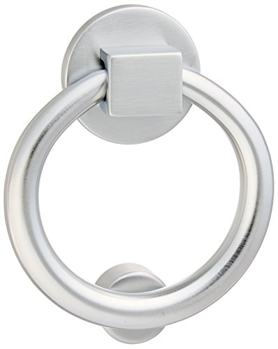 Baldwin 0195264 Ring Door Knocker, Satin Chrome
