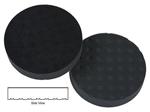 CCS 6.5 inch Gray Finishing Pad - Gray Finishing Pad