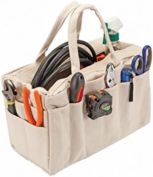 Canvas Pottery Tool Bag Polymer Clay Tool Bag Heavy Duty Canvas Tool Bag