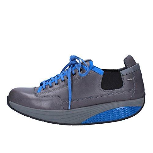 Entrega Rápida Precio Barato MBT Sneakers Uomo 42 EU Grigio Blu Pelle En Venta Venta En Línea Espacio Libre A Estrenar Unisex Precio Bajo Para La Venta inWTOiSXyy