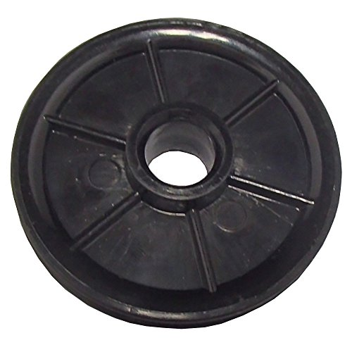 Replaces LiftMaster, Chamberlain, Craftsman, Square Rail Idler Pulley # (1/4 Square Rail)