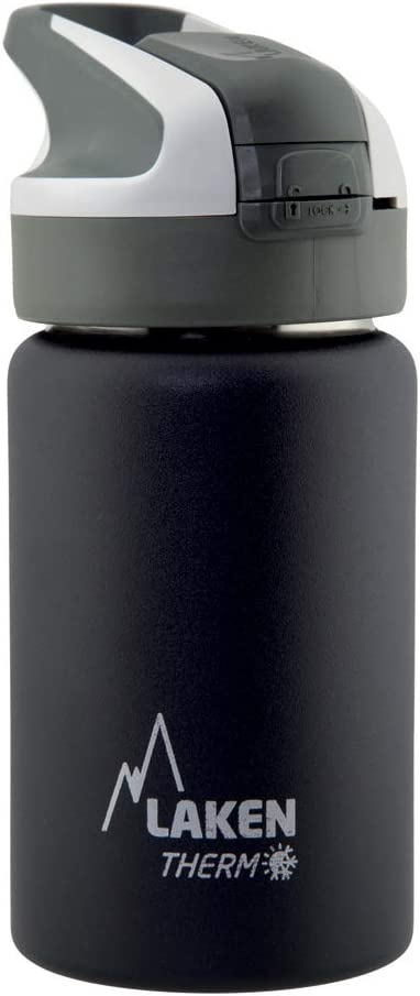 Color Amarillo Unisex Adulto 7.3 x 7.3 x 17.7centimeters Laken Thermo Mit Termo Cierre de Summitverschlu/ß 0,35 L tama/ño 0.35