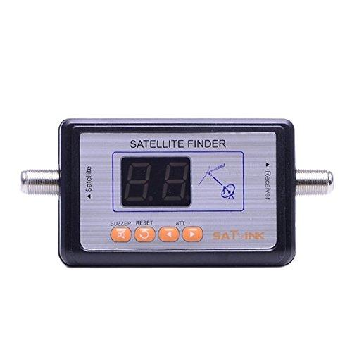 EverTrust(TM) Satlink WS-6903 Digital Displaying Satellite Finder Meter by EverTrust