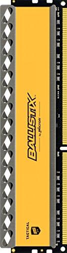 Ballistix Tactical 16GB Kit (8GBx2) DDR3 1600 MT/s (PC3-12800) UDIMM 240-Pin Memory - BLT2KIT8G3D1608DT1TX0 by Ballistix (Image #1)