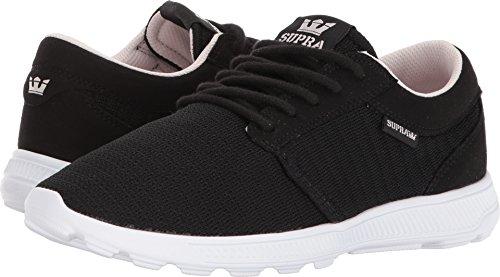 (Supra Women's Hammer Run '18 Shoes,5.5,Black/Pink-White)