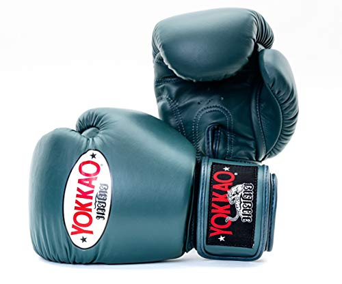 Twins Blue Boxing Gloves - 6