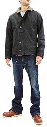Buzz rickson's N-1 Deck Jacket Reproduction US Navy, used for sale  Delivered anywhere in USA
