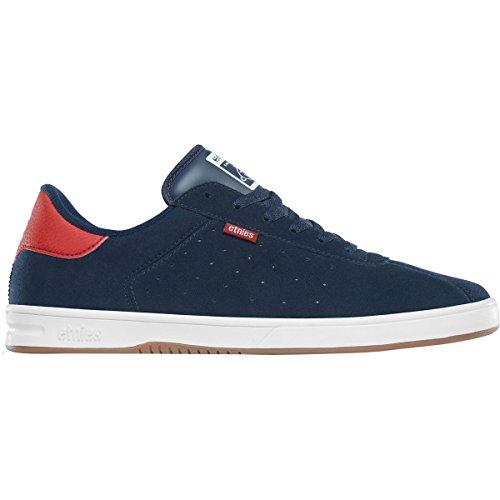 Etnies Scam Skate Schuh Navy / Rot / Weiß