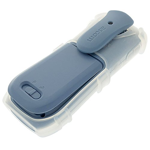 Artisan Power Clear Silicone Case for Ascom d62, i62 and 9d62 Phones by Artisan Power (Image #4)