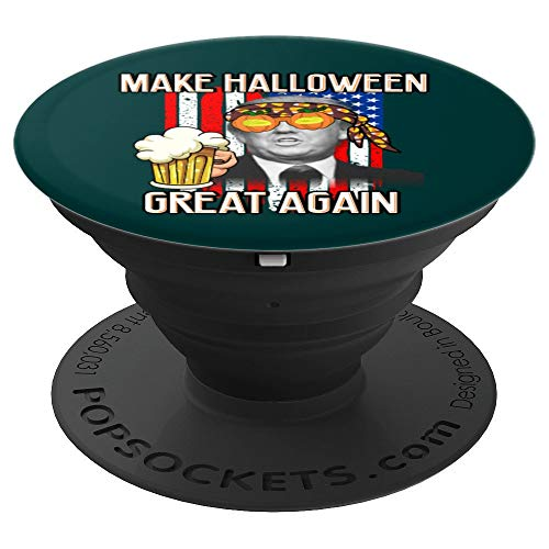 Make Halloween Great Again - Donald Trump Gift Ideas PopSockets Grip and Stand for Phones and Tablets
