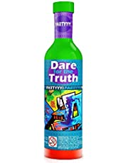 Save on The Purple Cow Dare for Truth Spin The Bottle Game Teen Edition. Discount applied in price displayed.