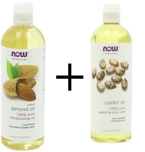 Bundle Foods Almond PLUS Castor