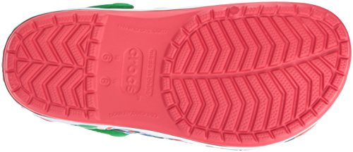 Crocs Unisex Crocband Holiday Lights Clog Mule Multi