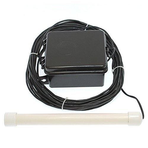 Dakota Alert VS-50 Vehicle Sensor Kit Driveway Alarm System - Metal Detecting Probe and 50-FT of Direct Burial Cable