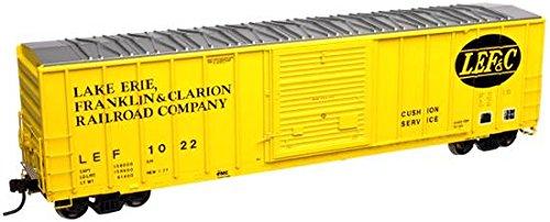 HO FMC 5077 Box, Lake Erie,Franklin & Clarion#1000