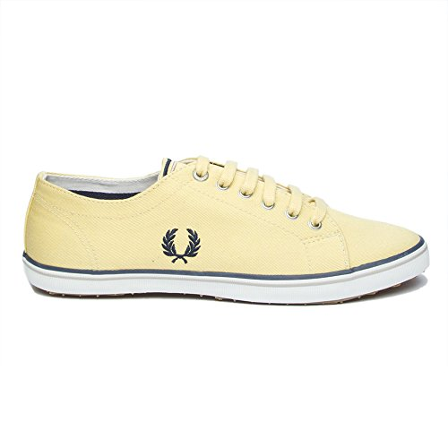 Fred Perry Kingston Twill Womens Trainers - B6259W-B46
