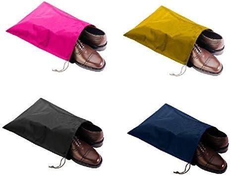 Amazon.com: Bolsas de nylon para zapatos de FashionBoutique ...