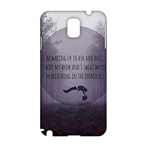 Fortune 3D Case Cover dragons demons Phone Case for Samsung Galaxy Note3