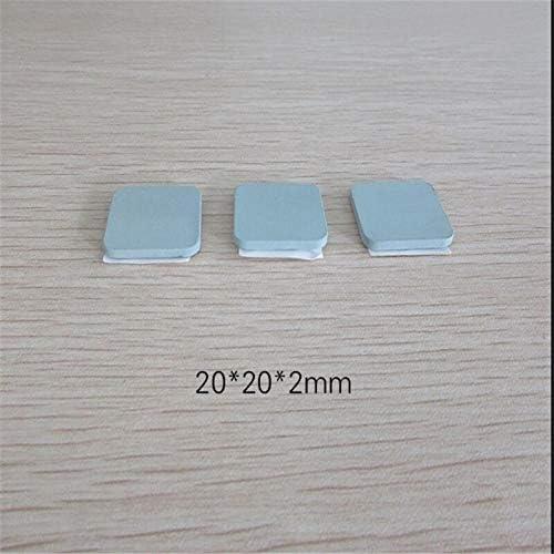 DN: 10x10x5mm Laliva Adhesive SiC ceramic sheet 10103//5//10mm 1015 ADSL heat sink