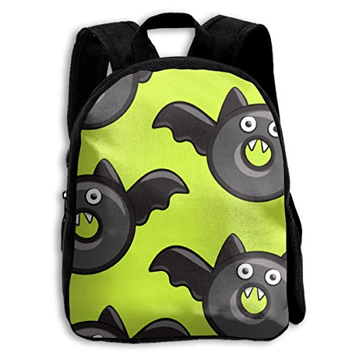The Children's Bat Vampire Halloween Donuts Backpack -