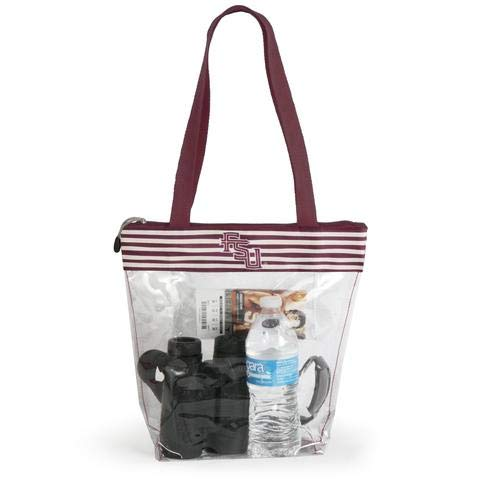 Canyon Outback Clear Gameday Stadium Tote (Florida State II) ()
