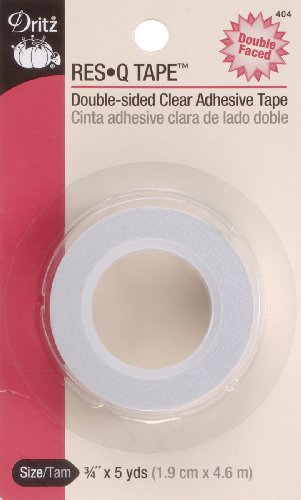 Dritz 404 Res-Q-Tape, 3/4-Inch x 5-Yards ()