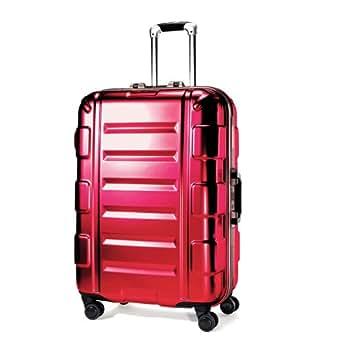 Samsonite Luggage Cruisair Bold Spinner Bag, Burgundy, 22
