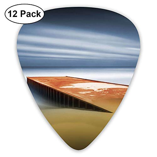 Classic Guitar Pick (12 Pack) Creative Coast Player's Pack Electric Guitar,Acoustic Guitar,Mandolin,Guitar -