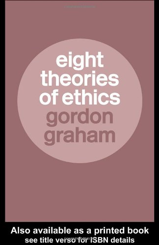 Eight Theories of Ethics