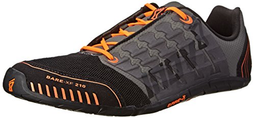 Inov-8 Mens Bare-xfa ™ 210 Kryss-trening Sko Timian / Svart / Orange