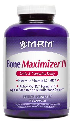 MRM Bone Maximizer III, 150 Capsules