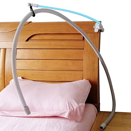 Wahah Bedside CPAP Hose Holder, Strong Holding CPAP Hose Hanger, Avoid Tangling of CPAP Hose
