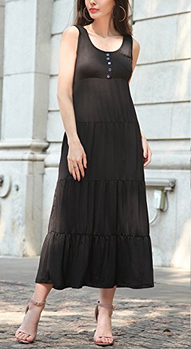 CoutureBridal - Vestido - trapecio - para mujer Verde