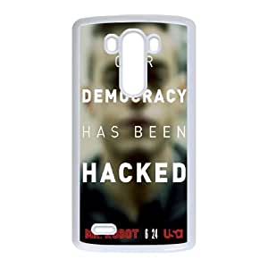 Mr Robot LG G3 Cell Phone Case White DIY TOY xxy002_887872