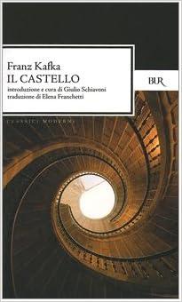 Amazon it: Il castello - Franz Kafka, G  Schiavoni, E