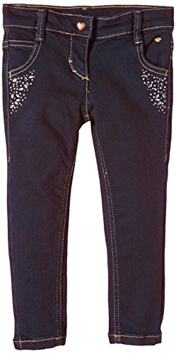 Niñas Azul Tailor rhinestones Vaqueros Rinsed 509 Blue with Tom 1100 denim Denim WOTCqnYwq0