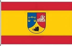 Presencia Banner Sögel–40x 250cm–Bandera y banner