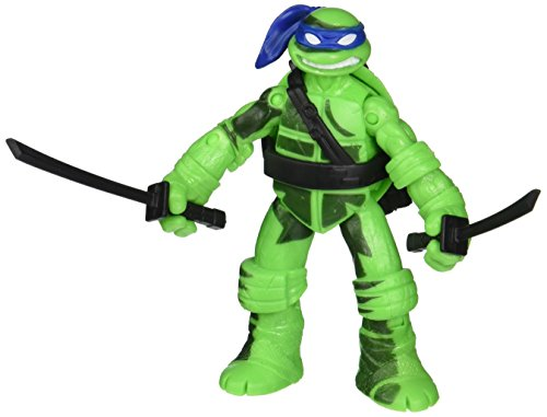 Teenage Mutant Ninja Turtles Ninja Color Change Leonardo Action Figure -