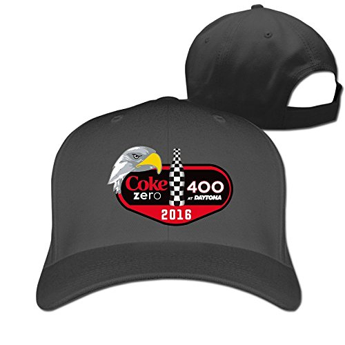 adult-coke-zero-400-2016-nascar-adjustable-hunting-peaked-caps-black