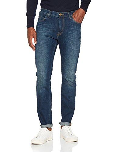Blu Uomo Kihf tinted Rider Lee Blue Jeans Slim FxW68nwP