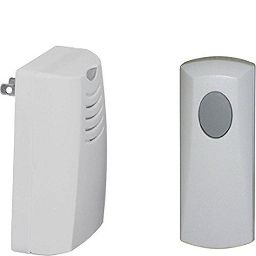 Plug-in Wireless Chime Push