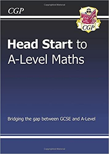Buy New Head Start to A-Level Maths Book Online at Low