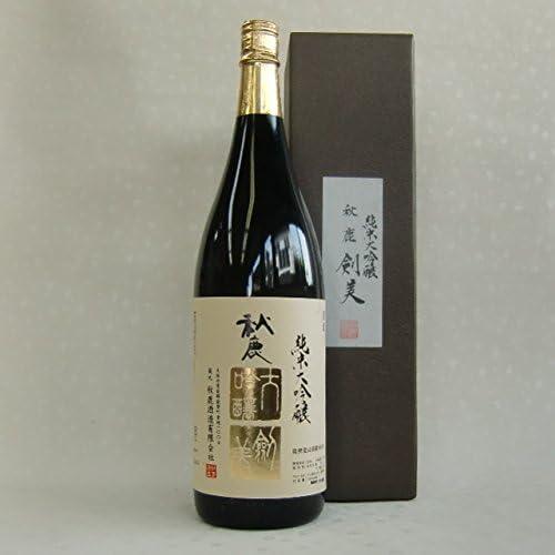 秋鹿 剣美 1800ml