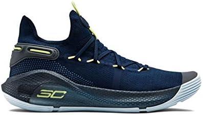 メンズ シューズ UA Curry 6 メンズ バスケットボールシューズ 3020612 (4Colors) [並行輸入品]