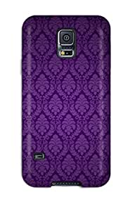 Flexible Tpu Back Case Cover For Galaxy S5 Vintage