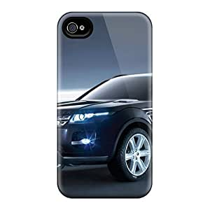 First-class Cases Covers For Iphone 6 Dual Protection Covers Land Rover Lrx Concept Black 5